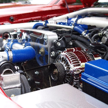 Automotive gaskets for engines