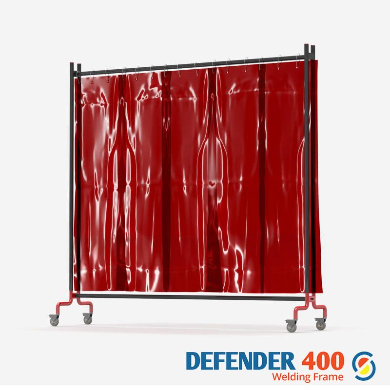 Defender Welding Frames