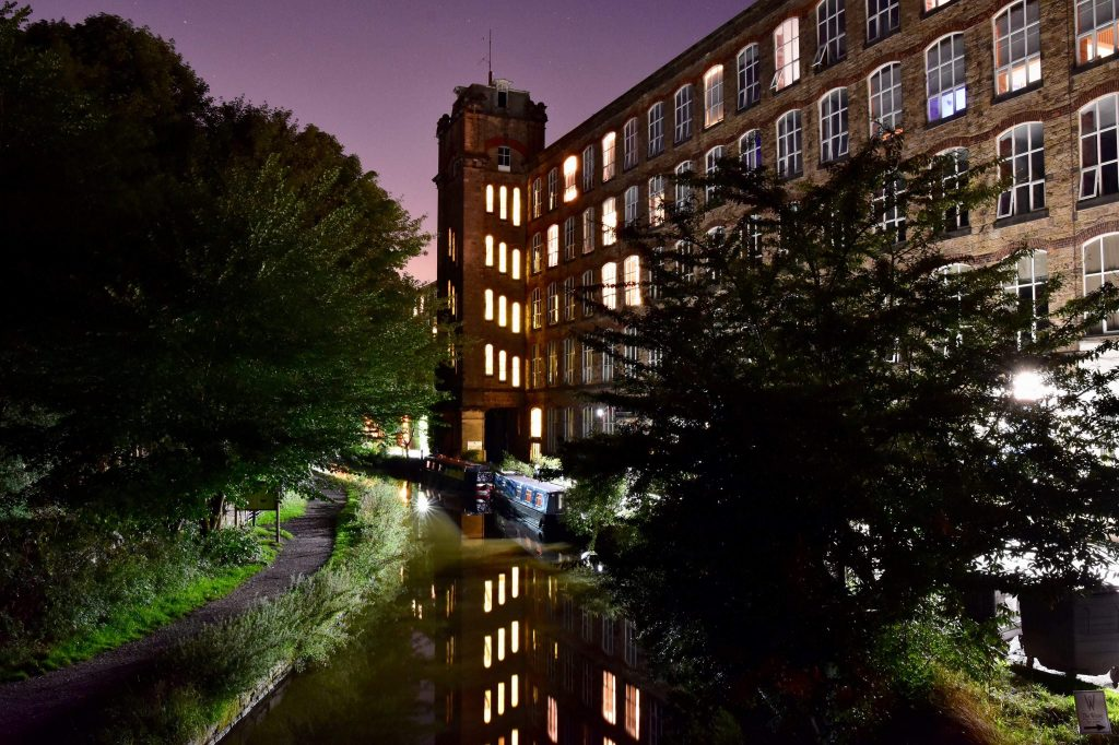 Clarence Mill