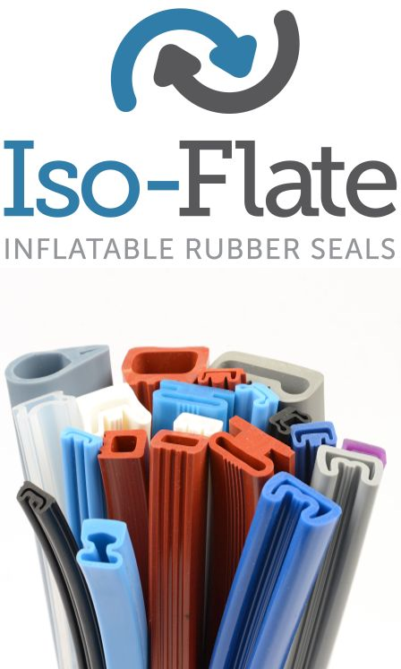 Iso-flate Inflatable seals
