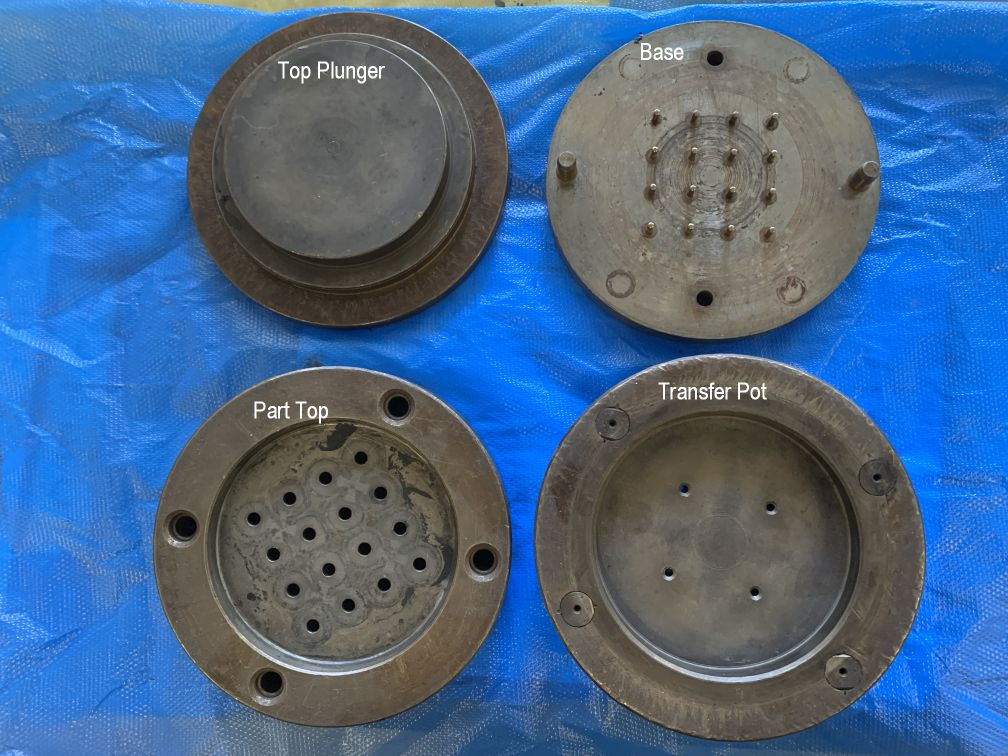 A Transfer Mould Tool